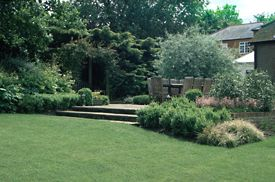 Landscape design in Aylesbury Bucks