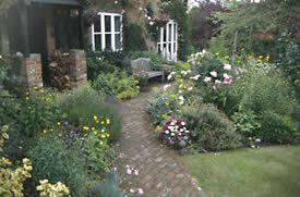 garden design services bucks and oxon