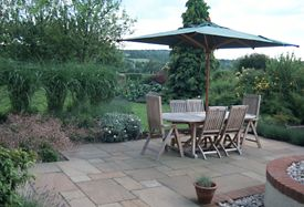 Outdoor living in the Chiltern Hills near Wendover