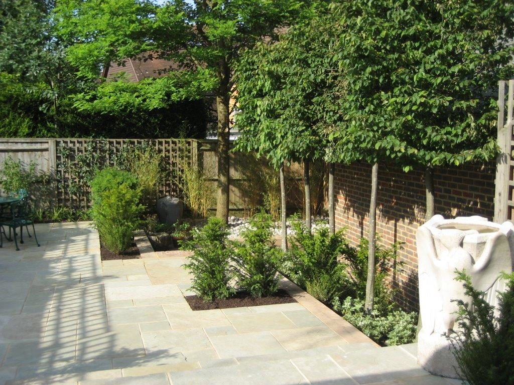 Courtyard Garden in Beaconsfield.