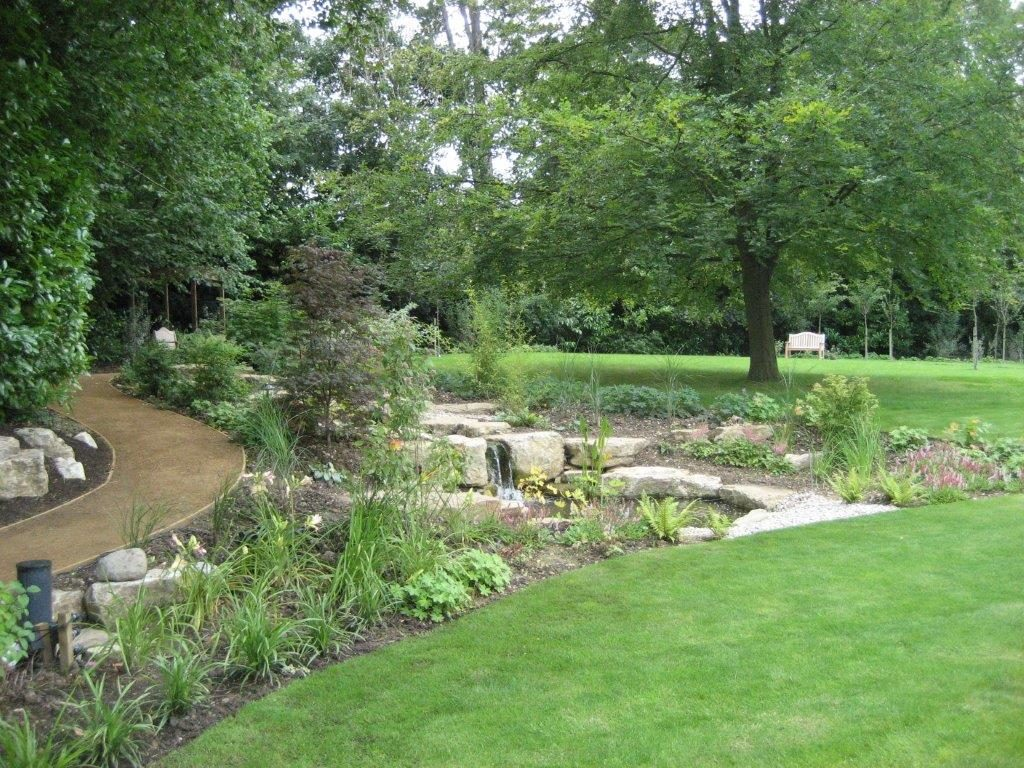 Garden in Amersham Bucks